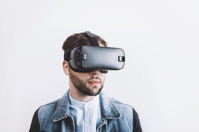 casque vr réalité virtuelle